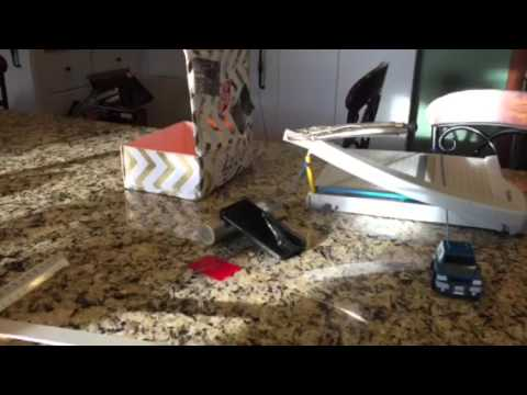 Katie Griffiths Rube Goldberg Class Project