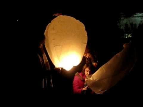 Eco friendly chinese lanterns - The Girl Outdoors