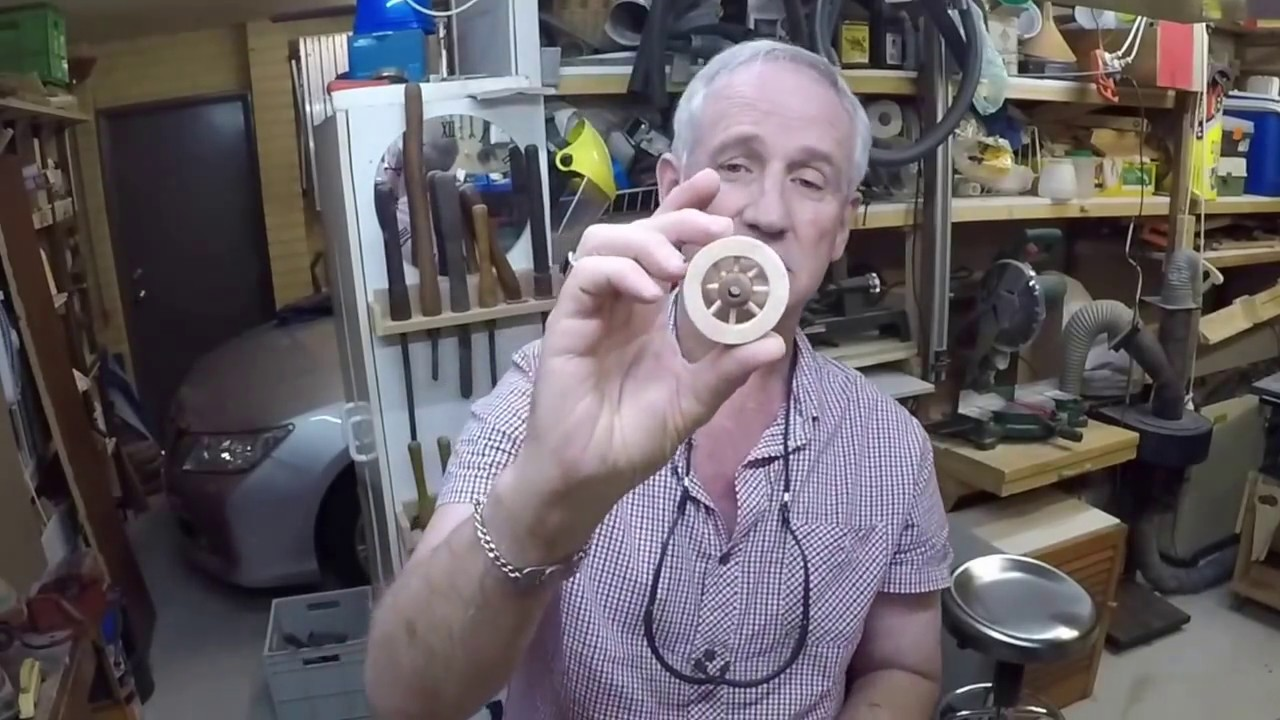 Wooden Toy Cars >> Make Spoked Wooden Toy Wheels - YouTube