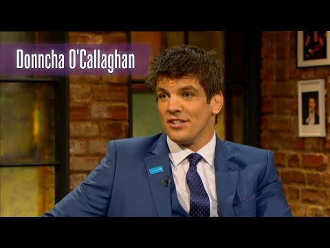 Donncha O'Callaghan's Twitter Feuds and his Biggest Fan | The Late Late Show | RTÉ One