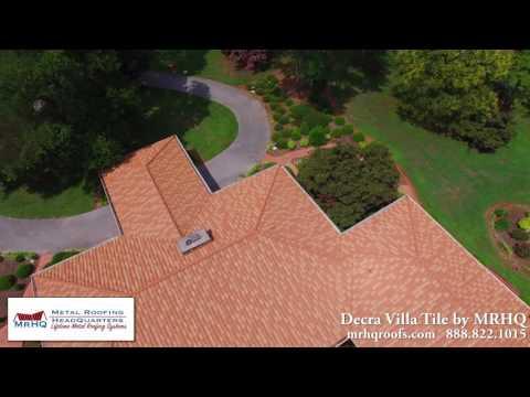 Decra Villa Tile Video