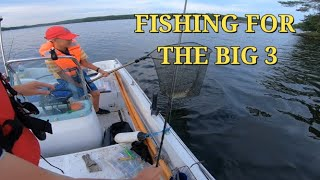 Fishing for the Big 3 Pike Perch and Zander