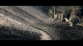 Video The Lord of the Rings (2002) -  The final Battle - Part 4 - Theoden Rides Forth [4K] download MP3, 3GP, MP4, WEBM, AVI, FLV Januari 2019