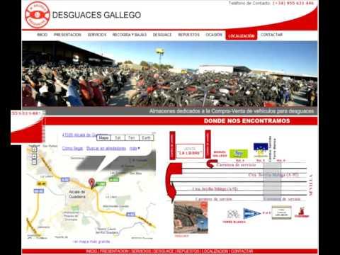 Desguaces Sevilla from YouTube · Duration:  32 seconds