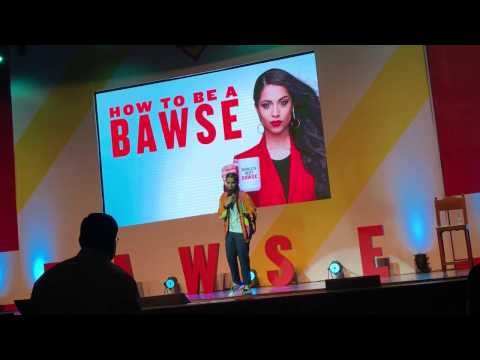 IISuperwomanII a.k.a Lilly Singh's Bawse Book Tour -  Hyderabad, India