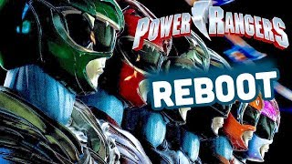 Power Rangers REBOOT In The Works