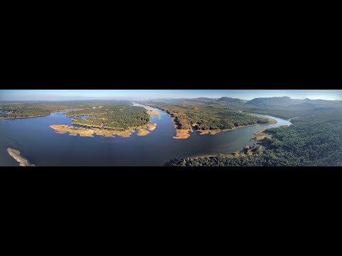 Drone Footage Of Satpura National Park, Madhai - Long Edit