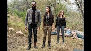 MOST SHOCKING DEATH ON FTWD EVER? Fear The Walking Dead Review and Discussion (S4E3)
