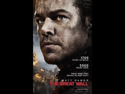 THE GREAT WALL Trailer (2017) Yimou Zhang, Matt Damon, Willem Dafoe Fantastic Movie HD