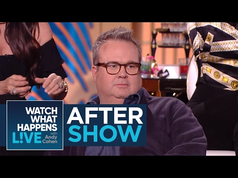 After Show: Eric Stonestreet's Housewives Tagline For Cam | WWHL