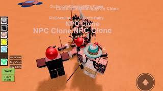 CHOP CHOP CHOP Magnate dei cloni 2 Roblox