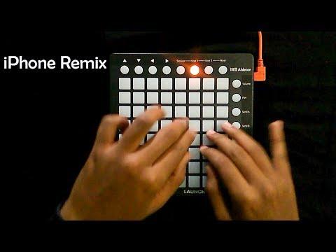 Iphone Metrognome Remix Launchpad Mini Cover