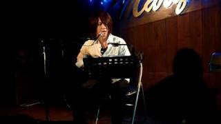 2010/1/28 ライブin江古田Marquee/Akito①「紫陽花」 江古田蓮 検索動画 20