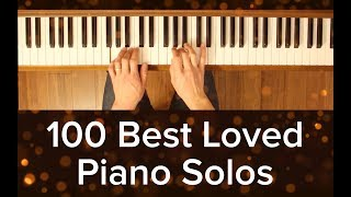 Greensleeves (100 Best Loved Piano Solos) [Easy Piano Tutorial]