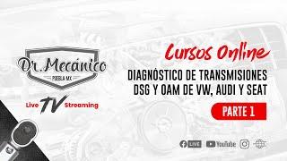 Diagnóstico de Transmisiones DSG y 0AM de VW, AUDI y SEAT Parte 1