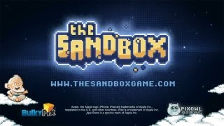 The Sandbox - Official Launch Trailer