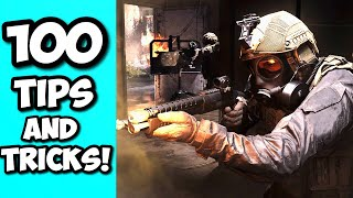 Modern Warfare: 100 Tips and Tricks to Learn EVERYTHING!