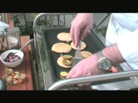 Pancakes Rezept und Video zum zubereiten