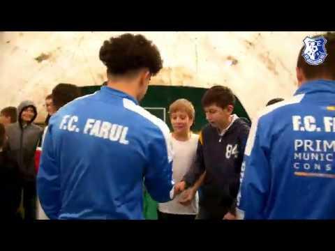 """""""Joacă fotbal cu FC Farul Constanța"""", revine la Școala nr. 3 Ciprian Porumbescu Constanța"""