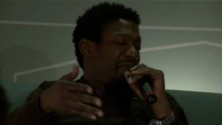 Roots Manuva on the aftermath of Witness (1 Hope) @ RBMA London 2010
