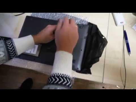 Распаковка lenovo IdeaPad 510-15ikb