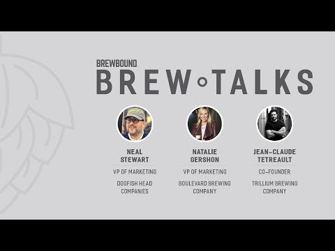 Brew Talks CBC 2018: Marketing Craft and Creating Experiences