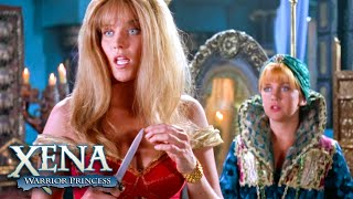 Xena Participates In A Beauty Contest | Xena: Warrior Princess