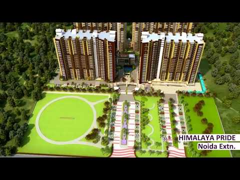 Book your dream home today | Himalaya Pride, 2/3 BHK Flats in Noida Extn.