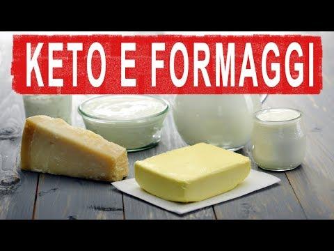 DIETA CHETOGENICA – LATTE E FORMAGGI
