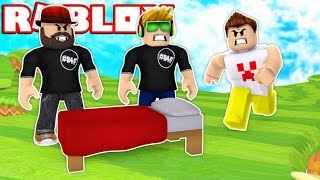 ROBLOX BED WARS / DEFEND OUR BASE AT ALL COSTS!!!