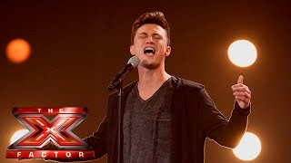 No More I Love You's for Jordan Luke Gage | 6 Chair Challenge | The X Factor UK 2015