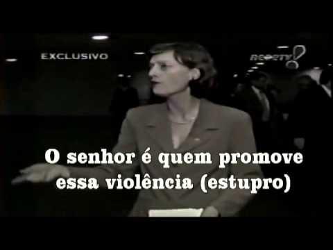 Maria Do Rosrio Chama Bolsonaro De Estuprador