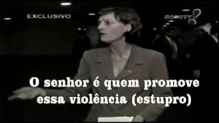 vuclip Maria do Rosário Chama Bolsonaro de Estuprador