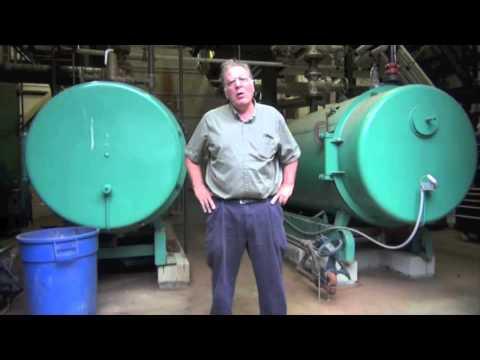 Dall Energy Biomass Thermal Oxidizer