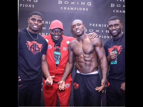 Andre Berto Father Has Passed