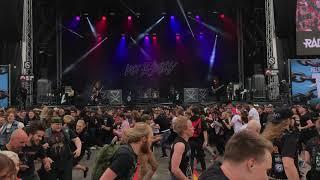 Lost Society - N.W.L. Live @ Tuska Open Air, Helsinki 29/6/2019