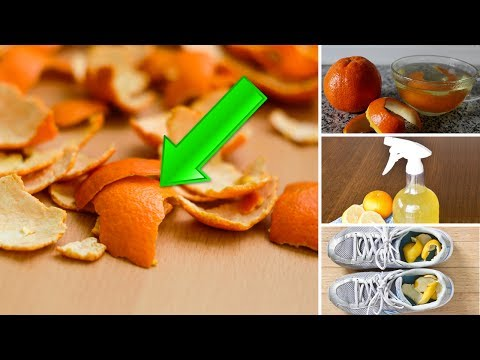This Is Why You Should Never Throw Away Orange Peels