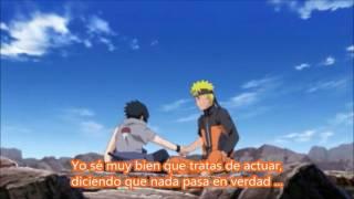 Naruto Shippuden Ending N.38// Pino To Amerie // Fandub Español