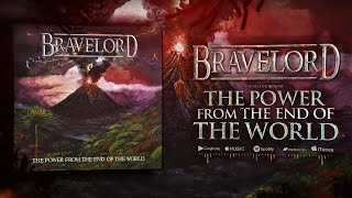 Bravelord - The Power From The End Of The World (Official Single Lyric Video)