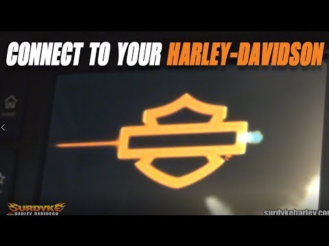 How To Pair Harley Davidson To Your Cell Phone