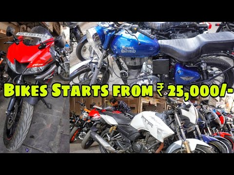 used-bikes-starting-from-₹-20,000/--|-bullet,-ktm-duke,-r15,-apache