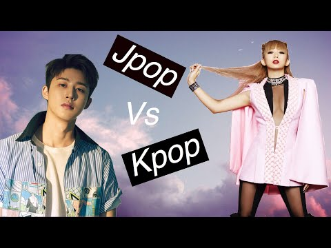 KPOP VS JPOP dance version