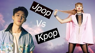 KPOP VS JPOP dance version