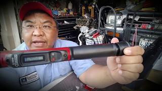 Craftsman Digi-Click Torque Wrench 9-13919