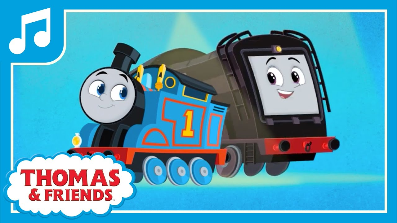 Thomas & Friends™   All Engines Go - A Partner on the Rails   Cartoons and Kids Songs