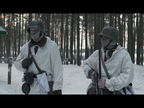 Военная разведка: Северный фронт. 5 серия Военного Сериала. Русские сериалы