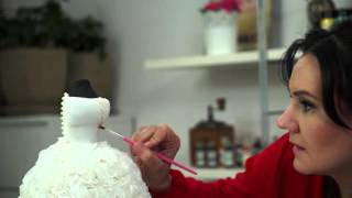 WEDDIBLE DRESS tutorial preview with Sylvia Elba
