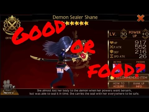 Myths7k Seven Knights -  Hero Guide: Good or Food (Global/Asia)