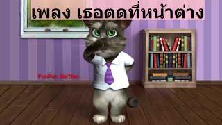 เพลง เธอตดที่หน้าต่าง ร้องโดยแมวtomcat ( เพลงแปลง)