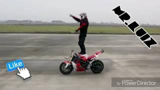 Top manobras de motos radicais